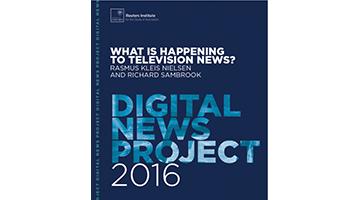 TV news, digital, broadcasting