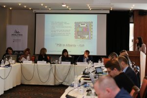 The Influence of Politics on PSB in Albania - Blerjana Bino, European University of Tirana, Albania