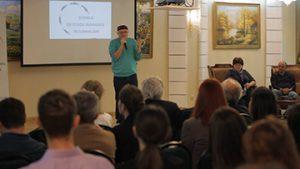 Vasile Botnaru, CSAJ trainer, speaks about contemporary journalism challenges