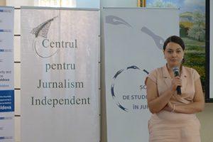 Anastasia Nani, investigative journalist, 2009 CSAJ alumni