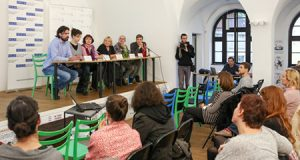 The conference in Belgrade (Photo: Slavko Curuvija Foundation)